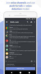 Discord - Chat for Gamers APK screenshot thumbnail 3