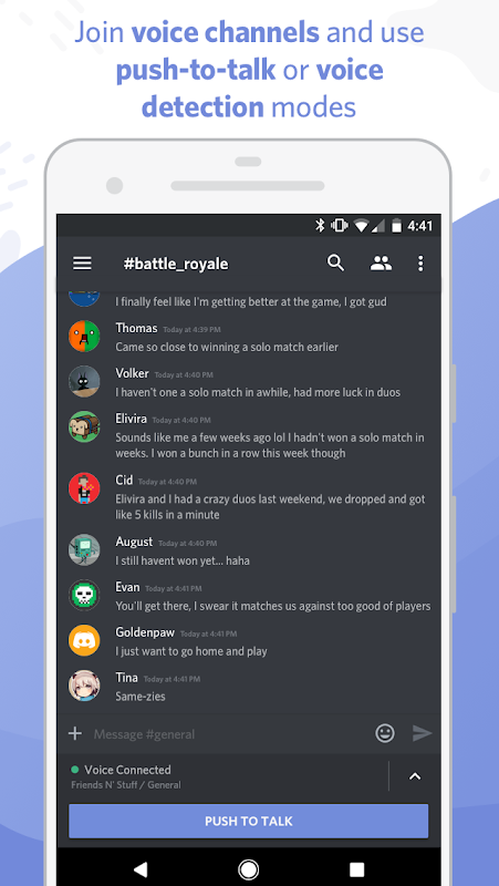 Discord - Chat for Gamers screenshots