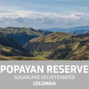 fortitude popayan colombia sugarcane decaffeinated