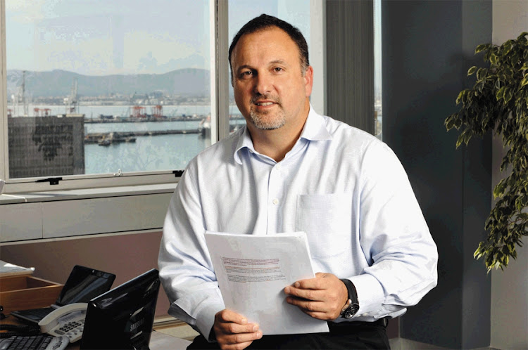 Oceana CEO Francois Kuttel. Picture: FINANCIAL MAIL