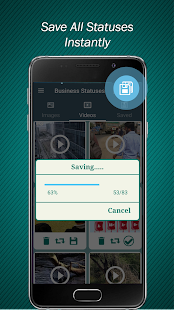 Status Save To Gallery - Status Saver 2020 Screenshot