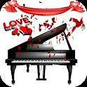 Piano romántico icon