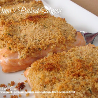 Easy Salmon Fillet Recipes