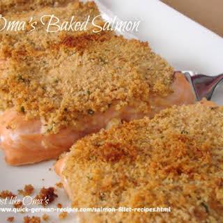 Easy Salmon Fillet Recipes.