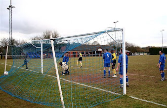 Photo: 06/03/10 v AFC Wulfrunians (West Midlands Regional League Prem Div) 0-4 contributed by Paul Roth