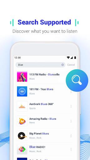 Melody Radio - Live radio, Music & Free FM 1.0.1 app download 6