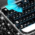 Fancy Neon Keyboard icon