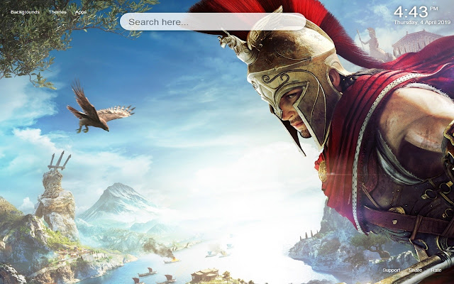 Assassin Creed Odyssey HD Wallpapers