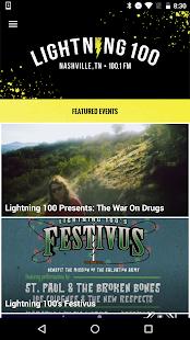 WRLT Lightning 100 Nashville - náhled