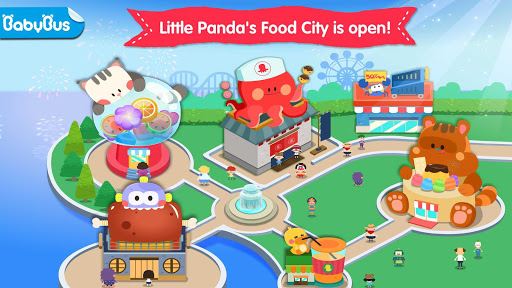 Little Panda's Food Cooking 8.40.00.10 screenshots 1