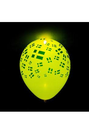 LED-ballong, Sverige 5st