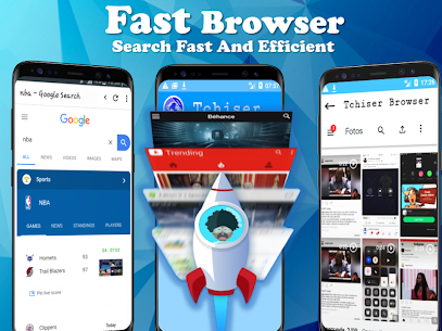 Tchiser – Internet explore & Web Browser Apk Latest Version Download For Android 8