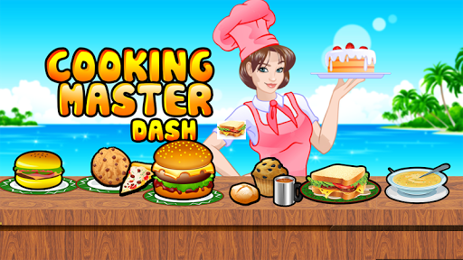 Cooking Master Dash