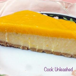 Mango Cheesecake Recipes.