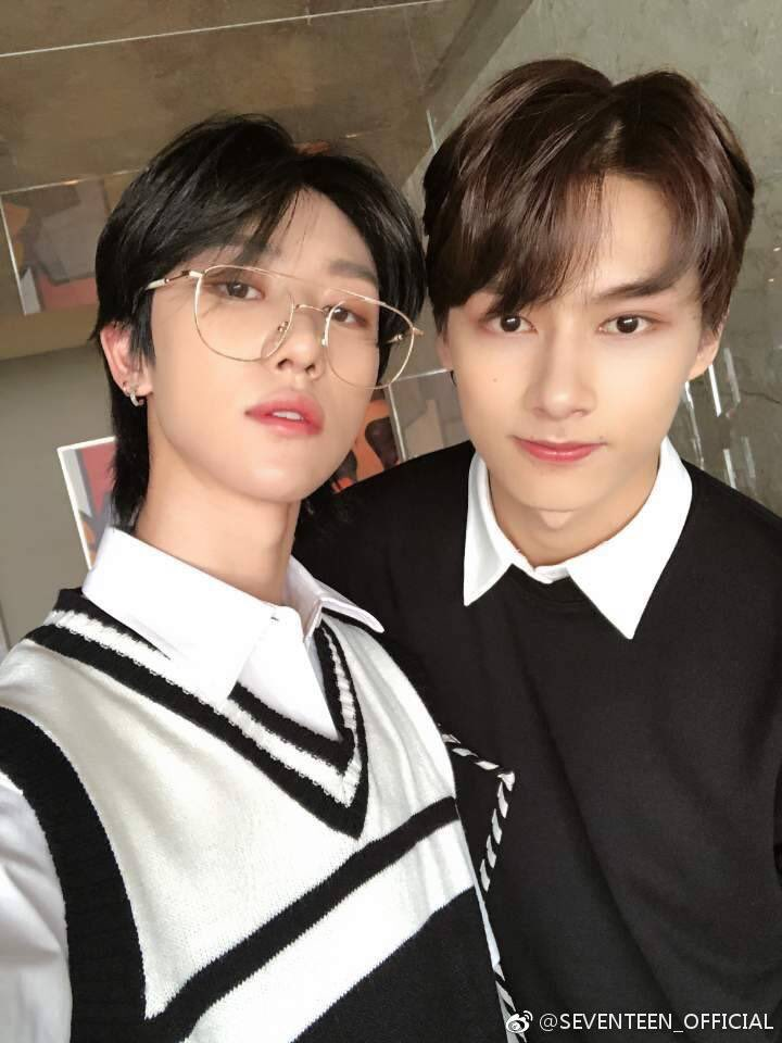 SEVENTEEN The8 and Jun