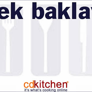 Baklava Without Nuts Recipes.