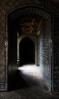 Luci ed ombre dell'Alcazar - Siviglia di Dama