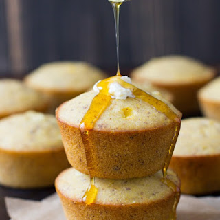 Vegan and Gluten-free Cornbread Muffins