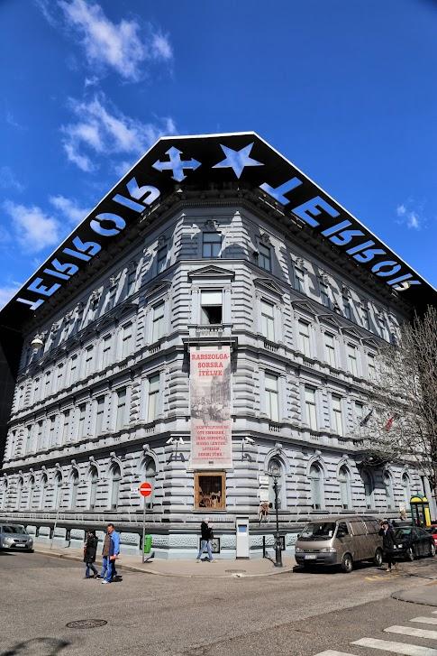 Dom Terroru, Budapeszt