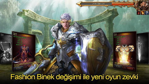Legend Online Classic - Tu00fcrku00e7e 4.1.4 screenshots 9