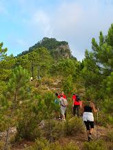 Photo: Llegando a la cima