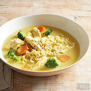 Coconut-Curry Noodle Bowl