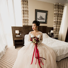 Wedding photographer Mark Lukashin (Marklukashin). Photo of 18.04.2018