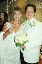 Photo: Lesbian Wedding at Hyatt Greenville - http://WeddingWoman.net