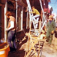 Photo: Nov. 23, 1974, Jack Wood, Lee Taylor, Ed Thompson