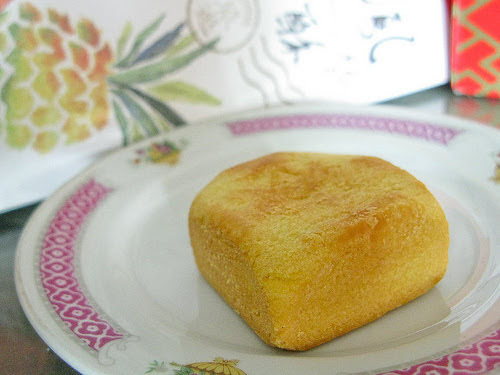 Traditional Taiwanese Cakes