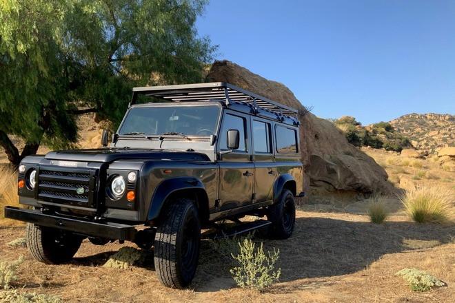 1985 Land Rover Defender Hire CA