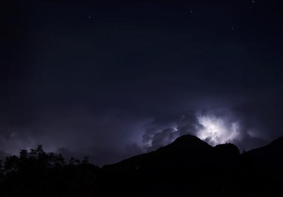 Il buio squarciato di kyra