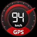 Digital Speedometer - GPS Offline odometer HUD Pro icon