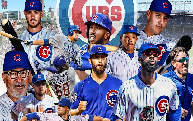 Chicago Cubs Themes & New Tab