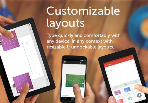 SwiftKey Keyboard screenshot 5