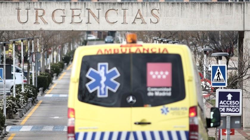 Imagen de archivo de la Comunidad de Madrid.