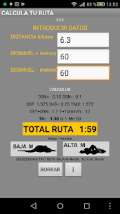 CALCULA TU RUTA- screenshot thumbnail