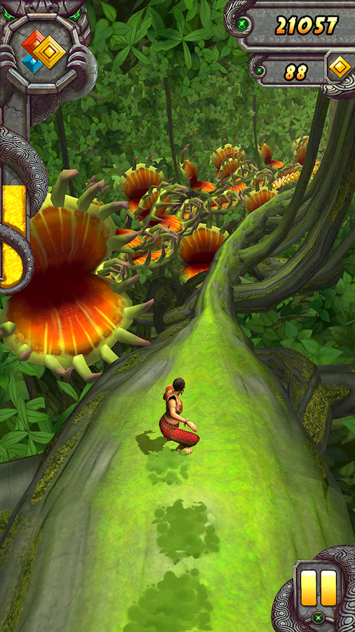 Temple Run 2: captura de pantalla
