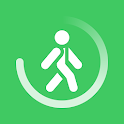 Pedometer - Step Counter, walking tracker icon
