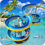 Water Slide Adventure Game Icon