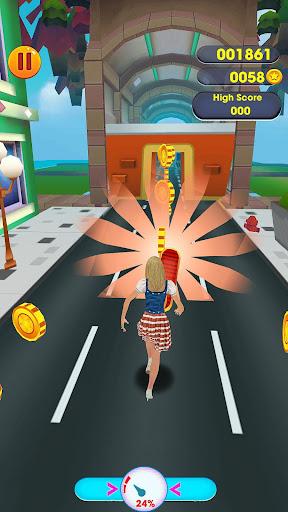 Subway Jojo Princess  captures d'écran 1