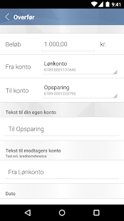 Djurslands Banks MobilBank- screenshot thumbnail