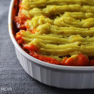 Spicy Korean Cottage Pie #SundaySupper