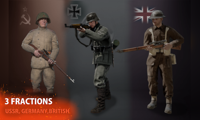 Europe Front (Full) Screenshot Image