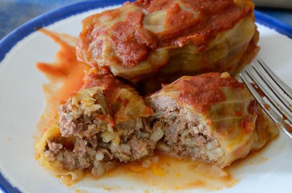 Cabbage Rolls Three Ways Recipe