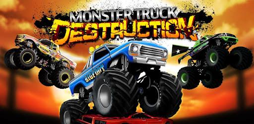 Monster Truck Destruction Truck Racing Game Apps On - roblox monster jam freestyle pt 2 youtube