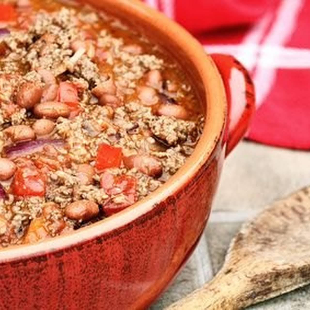 10 Best Crock Pot Venison Chili Recipes Yummly
