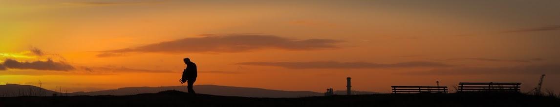 Photo: #Sunsetsaturday curator +TJ Kelly   Fantastic December Sunset's here in Dublin.