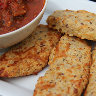 Bread Sticks – Low Carb And Gluten Free.