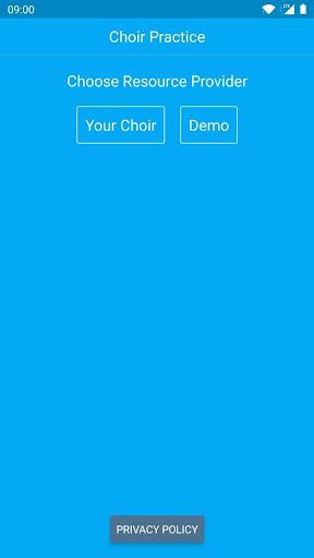 Choir Practice - The Choir App ss1